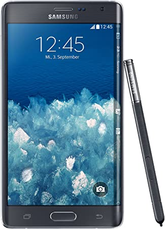 Samsung Galaxy Note Edge charc...