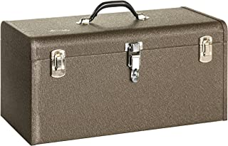 """product image for Kennedy Manufacturing K20B All-Purpose Tool Box, 20"""", Brown Wrinkle"""