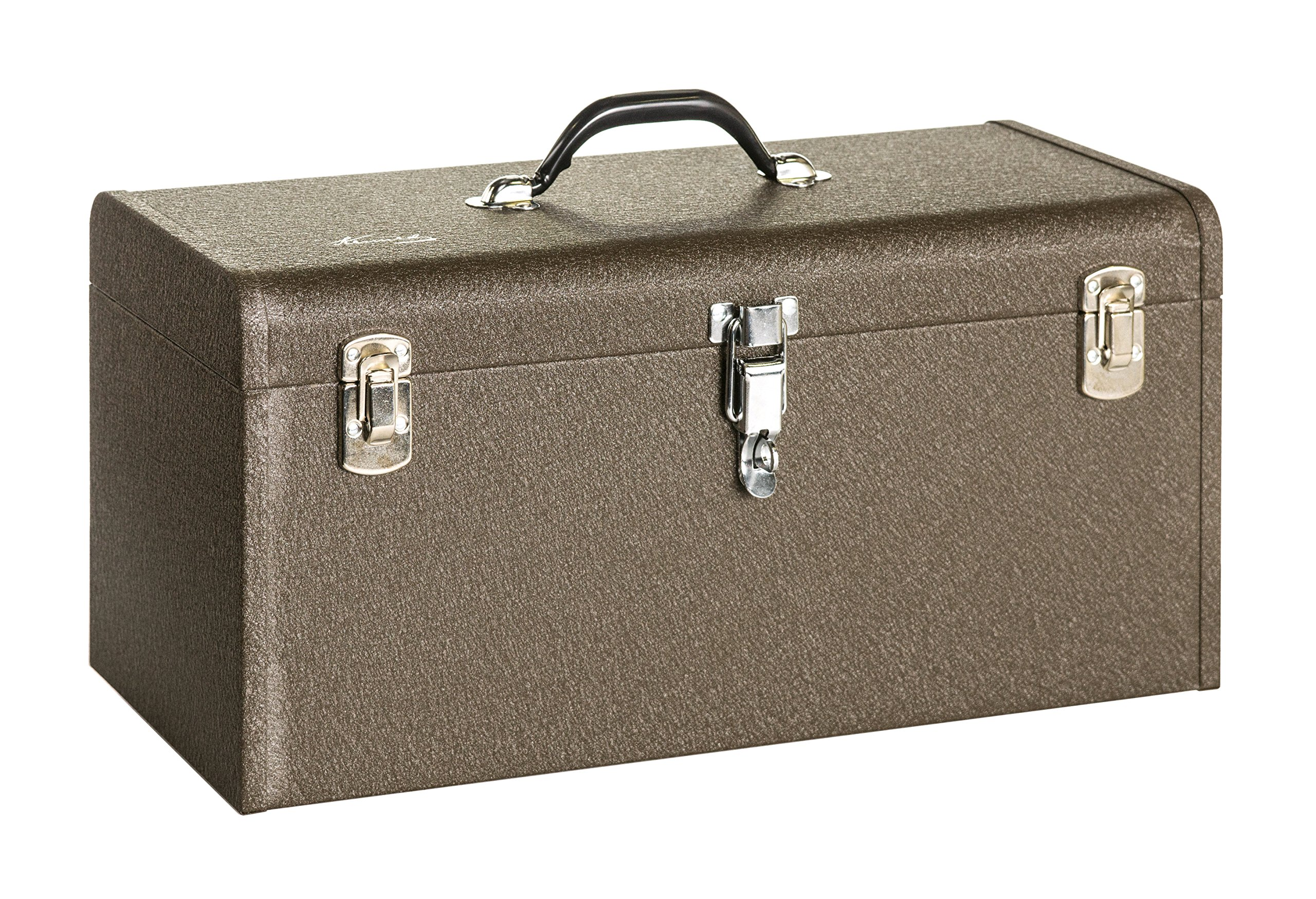Kennedy Manufacturing K20B All-Purpose Tool Box, 20'', Brown Wrinkle