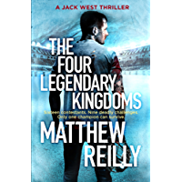 The Four Legendary Kingdoms (Jack West Series)