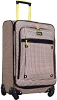 """Nicole Miller New York Taylor 28"""" Expandable Spinner Suitcase"""