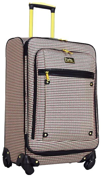 Nicole Miller Designer Luggage Collection
