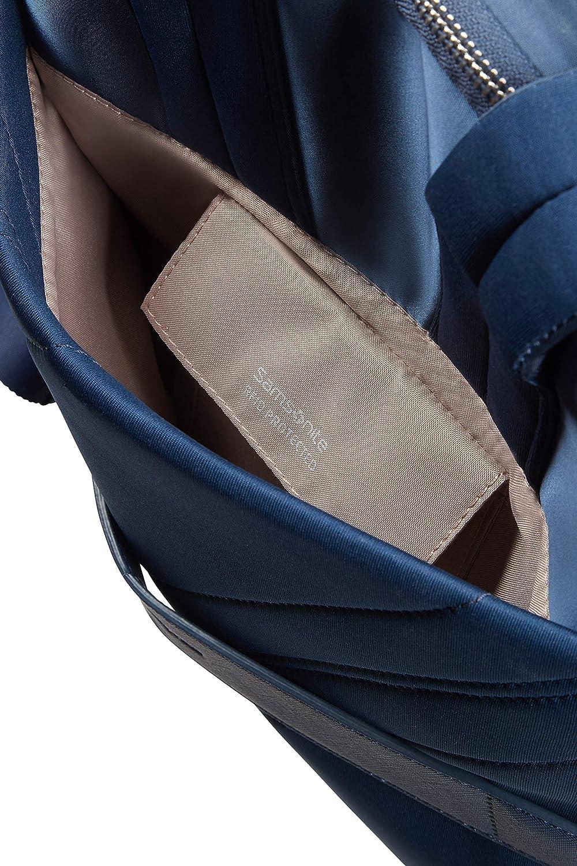 13 L Samsonite Zalia 2.0-14 Pouces Sac /à Dos Ordinateur Portable Midnight Blue Bleu 39 cm