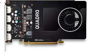 MISC Promo NVIDIA Quadro P2200 5GB 4 DPT GFX
