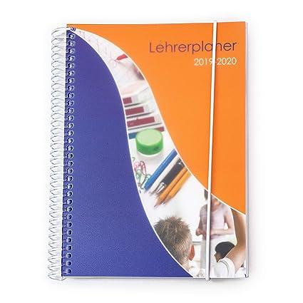 SPC Verlag 2019/2020 - Agenda para profesores (A5, con ...