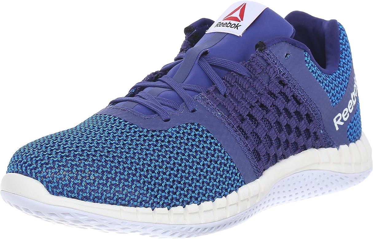 Reebok Zprint Zapatillas de correr para mujer, Azul (Multicolor ...