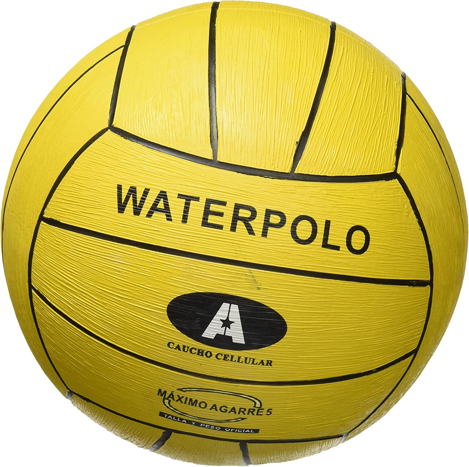 Burbujita 96.034-4 - Balon Waterpolo, caucho: Amazon.es: Deportes ...