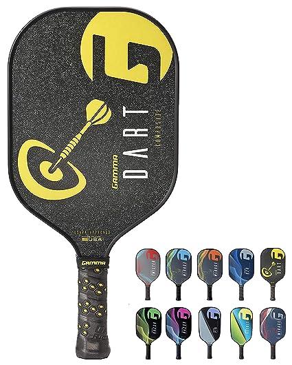 Gamma Sports Pickleball Paddles (Polycore Paddles, Standard and Elongated)