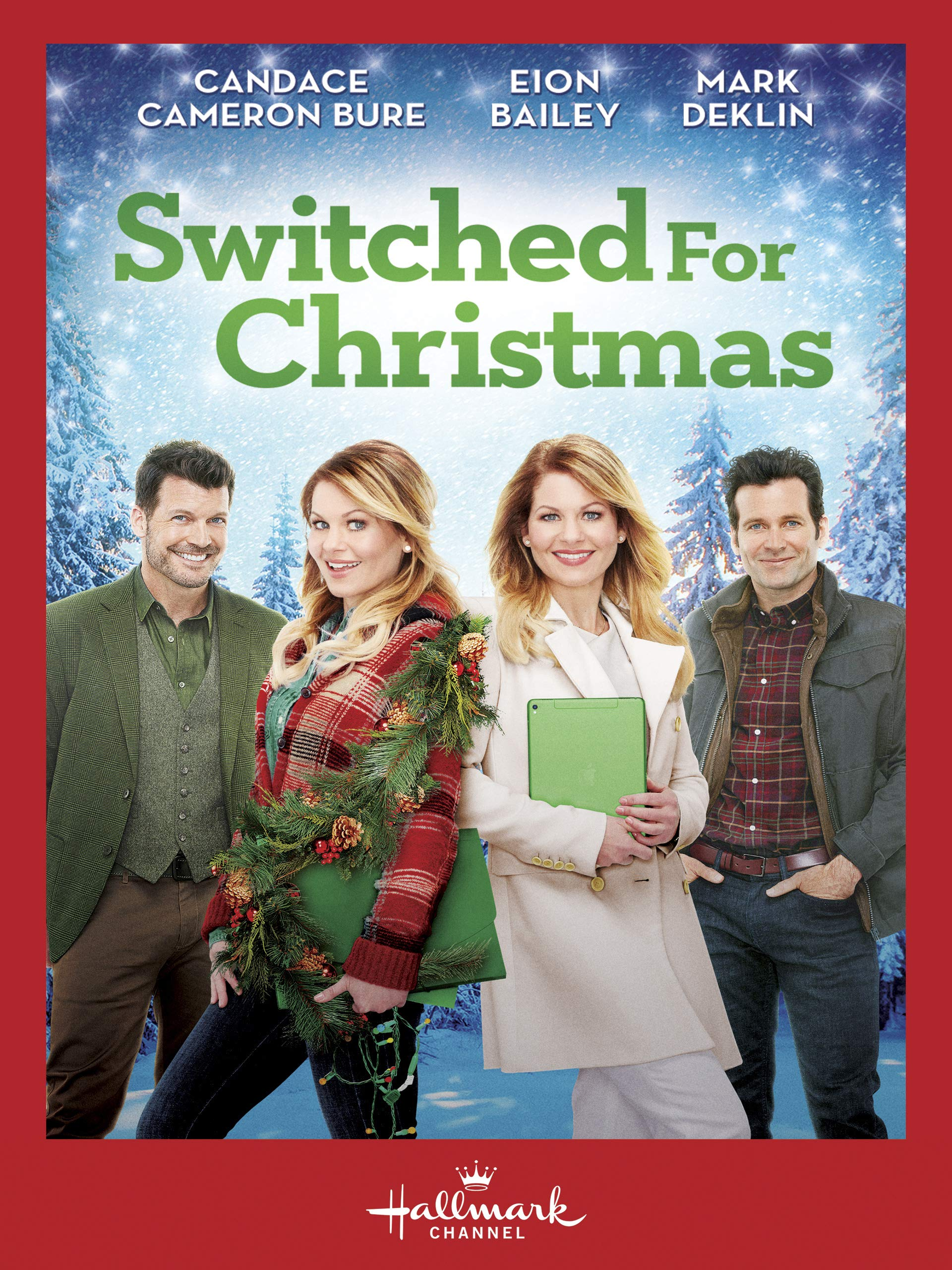 Christmas Sister Swap.Amazon Com Watch Switched For Christmas Prime Video