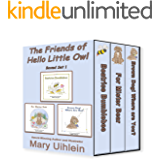 The Friends of Hello Little Owl Boxed Set 1