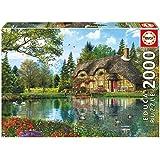 Educa Borrás - Puzzle La casa del lago, 2000 piezas (16774.0)