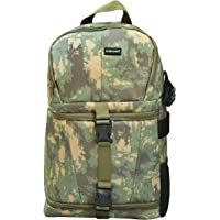 SUBHAKA DSLR Camera Sling Backpack - Army Color