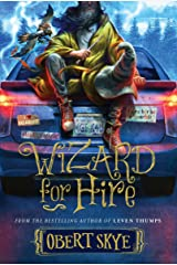 Wizard for Hire Hardcover