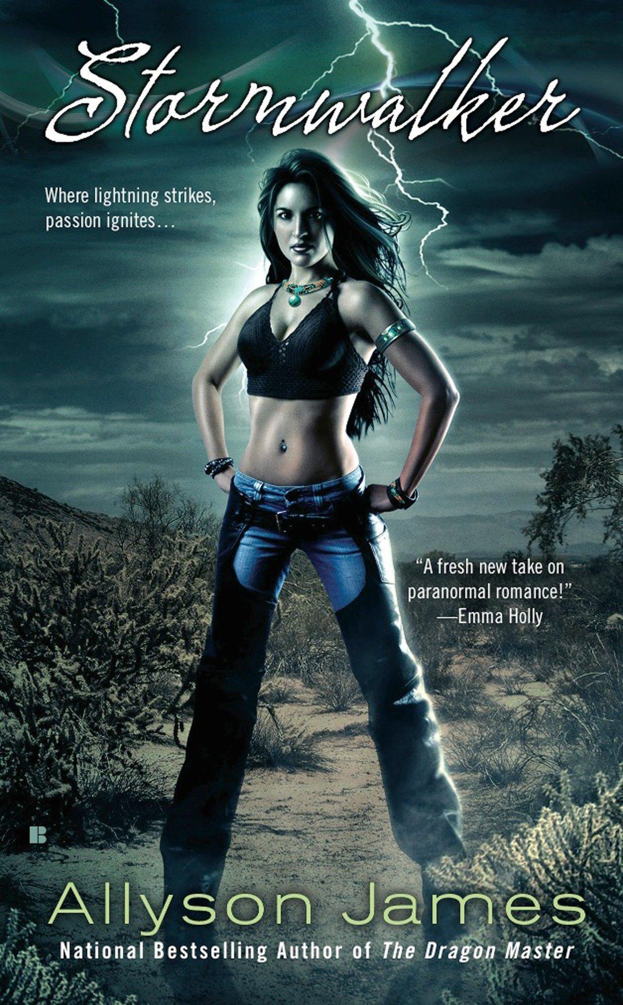 Download Stormwalker (Stormwalker Series, Book 1) ebook