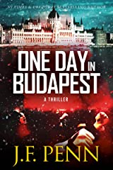 One Day In Budapest (ARKANE Book 4) Kindle Edition