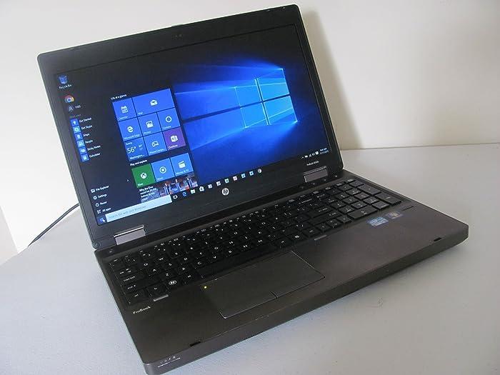 """HP ProBook 6560b - 15.6"""" - Core i5 2410M - Windows 7 Professional 64-bit - 4 GB RAM - 320 GB HDD -"""