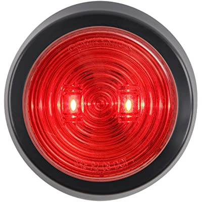Optronics MCL527RK LED Marker/Clearance Light Kit, Red: Automotive