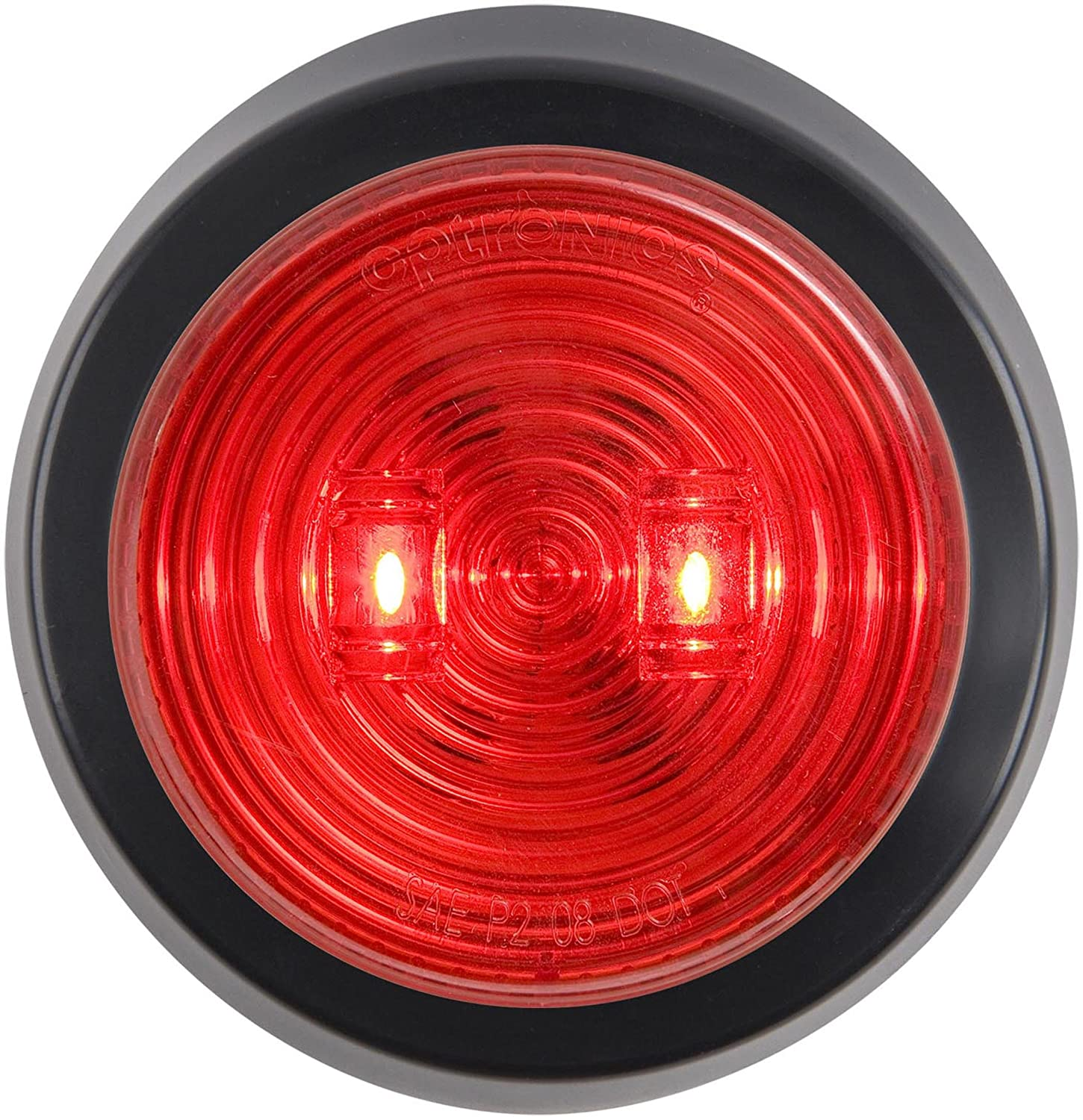 Optronics MCL527RK Red LED Clearance Light