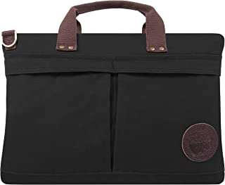 product image for Duluth Pack City Briefcase (Black)