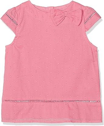 Kite Bow Blouse Blusa, Rosa (Pink Pink), 8 años para Niñas: Amazon.es: Ropa y accesorios