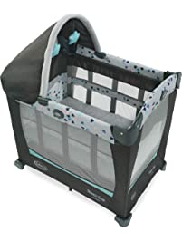 Graco Travel Lite Crib with Stages, Lauren