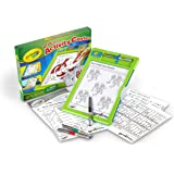 Amazon.com: Crayola Dry Erase Activity Center: Toys & Games