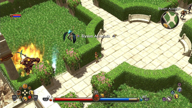 Amazon com: Titan Quest: Collector's Edition - PlayStation 4: Video