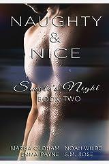 Naughty & Nice: Single's Night: (BDSM, BBW, MFF, Lesbian) Kindle Edition