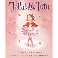 Tallulah's Tutu book cover