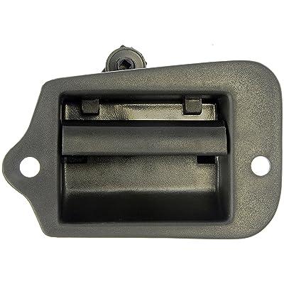 Dorman 74300 Rear Driver Side Replacement Interior Cargo Door Handle: Automotive