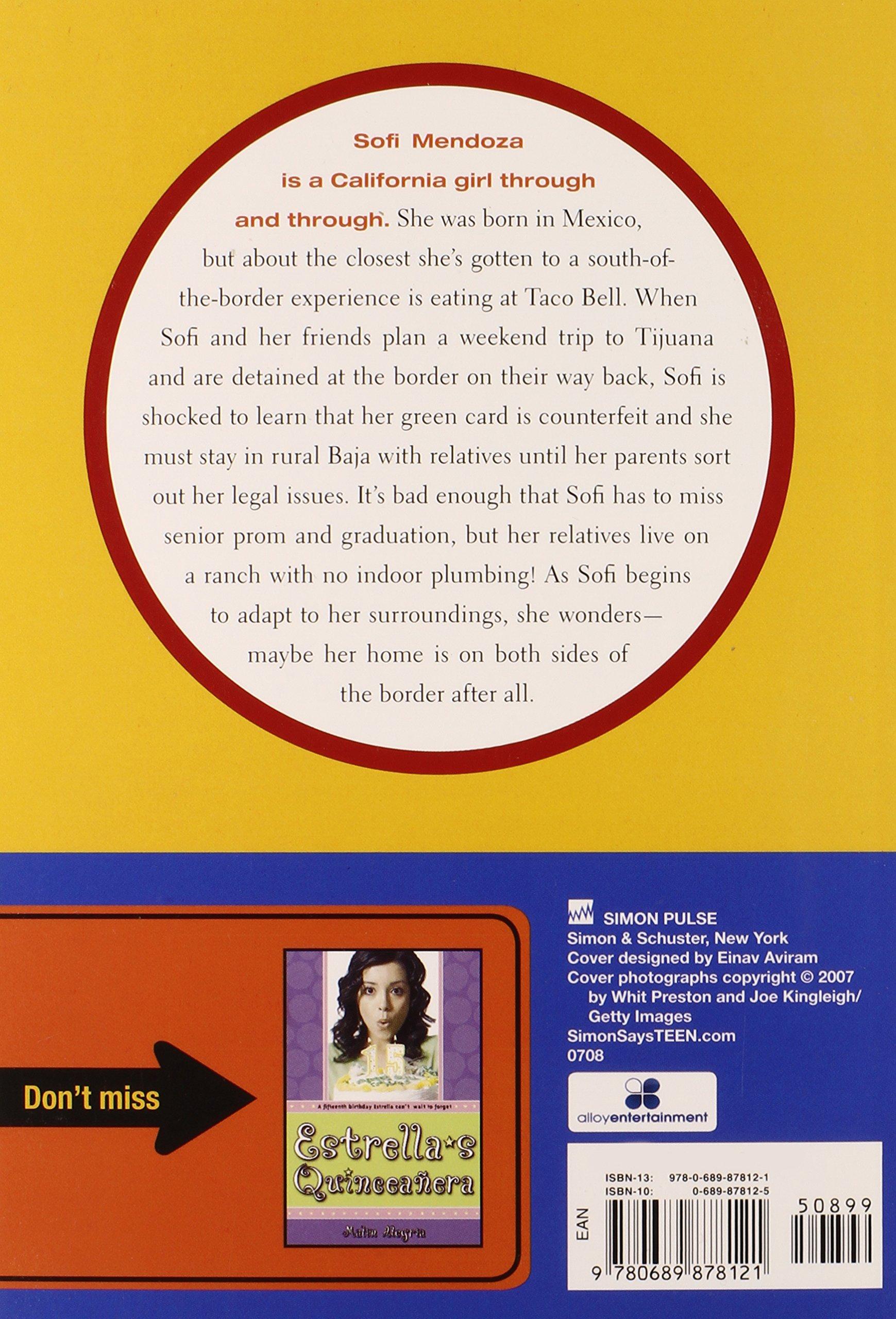 Amazon.com: Sofi Mendoza's Guide to Getting Lost in Mexico (9780689878121):  Malin Alegria: Books