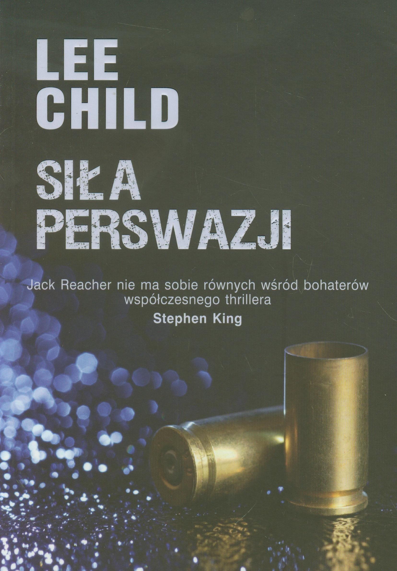 Sila Perswazji Polish Lee Child 9788376597799 Amazon