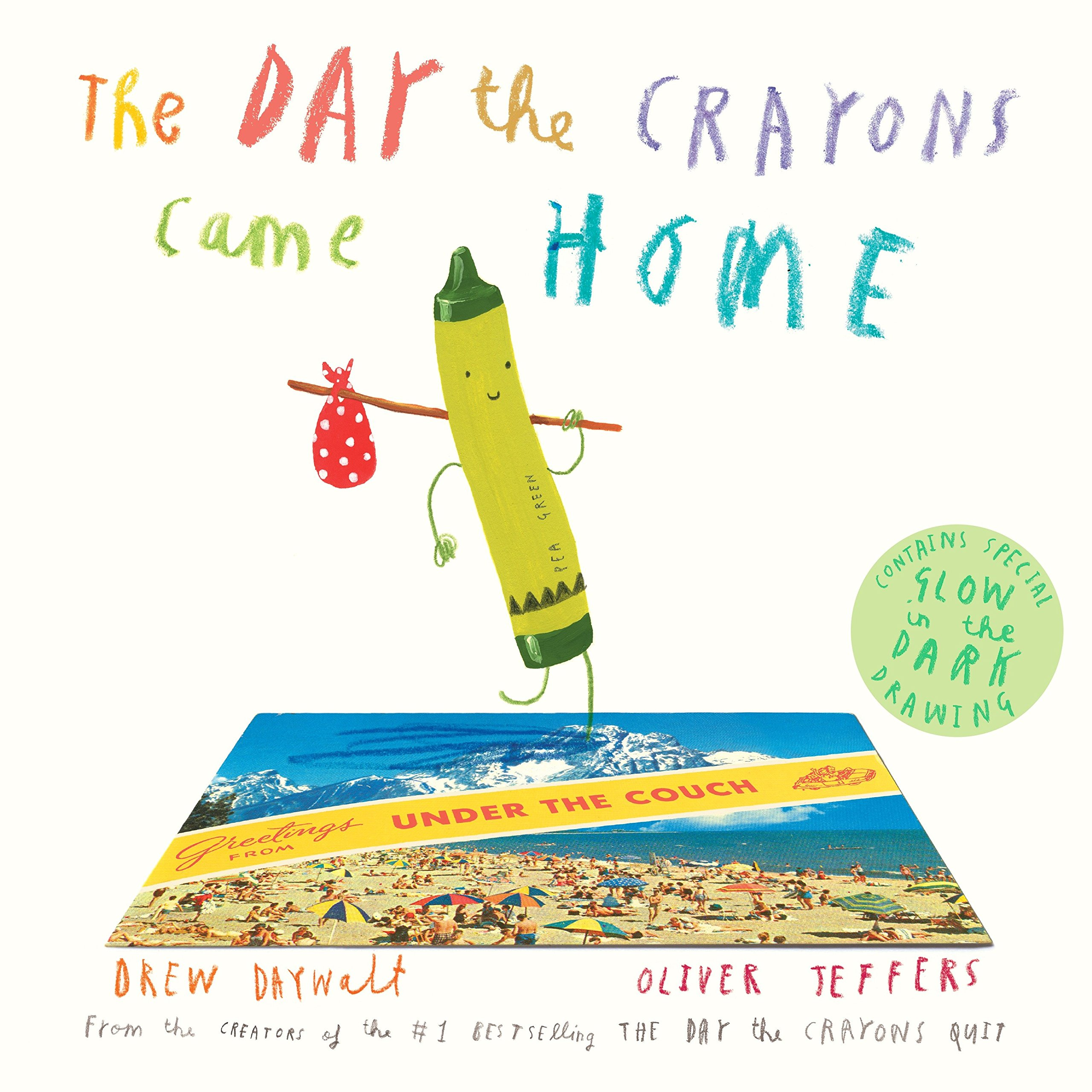 Day Crayons Came Home product image