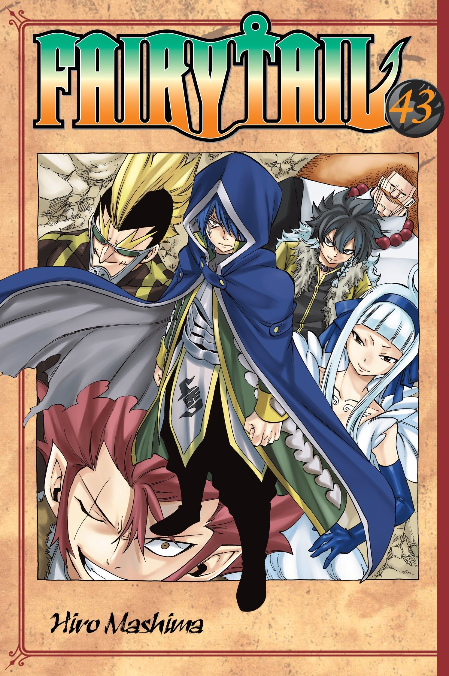 Fairy Tail 43 Hiro Mashima 9781612625621 Amazon Com Books