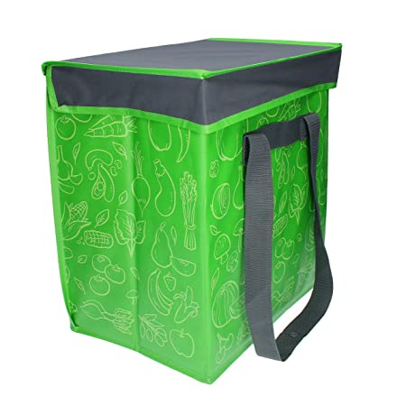 Al Nevera Portátil y Plegable Fresh Caja Plegable para Alimentos ...
