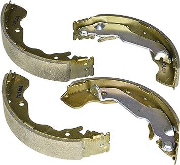 Rear Genuine Hyundai 58305-2BA00 Brake Shoe and Lining Kit