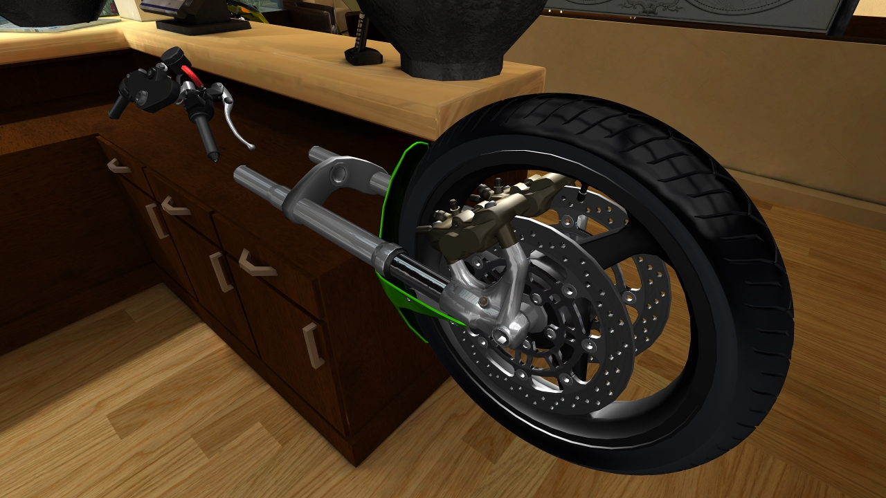 Repara mi moto simulador de mec nico de motocicleta for Simulador de casas 3d gratis