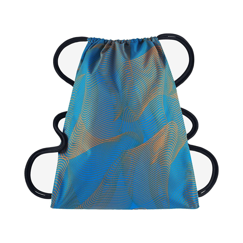 BA5262-P Sporting Goods NIKE Kids Graphic Gym Sack Nike Equipment