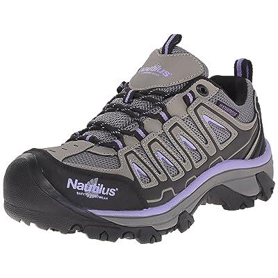 Nautilus Safety Footwear Women's 2258 Work Shoe: Shoes