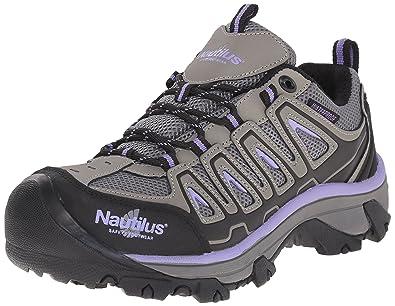35ced744d96 Nautilus Safety Footwear Women's 2258 Work Shoe
