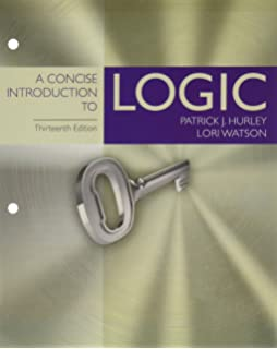 Amazon Com A Concise Introduction To Logic 9781305958098 Patrick