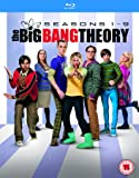 The Big Bang Theory - Season 1-9 [Blu-ray] [Region Free] [UK Import]