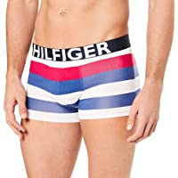 TOMMY HILFIGER Men's Bold Stripe Trunks