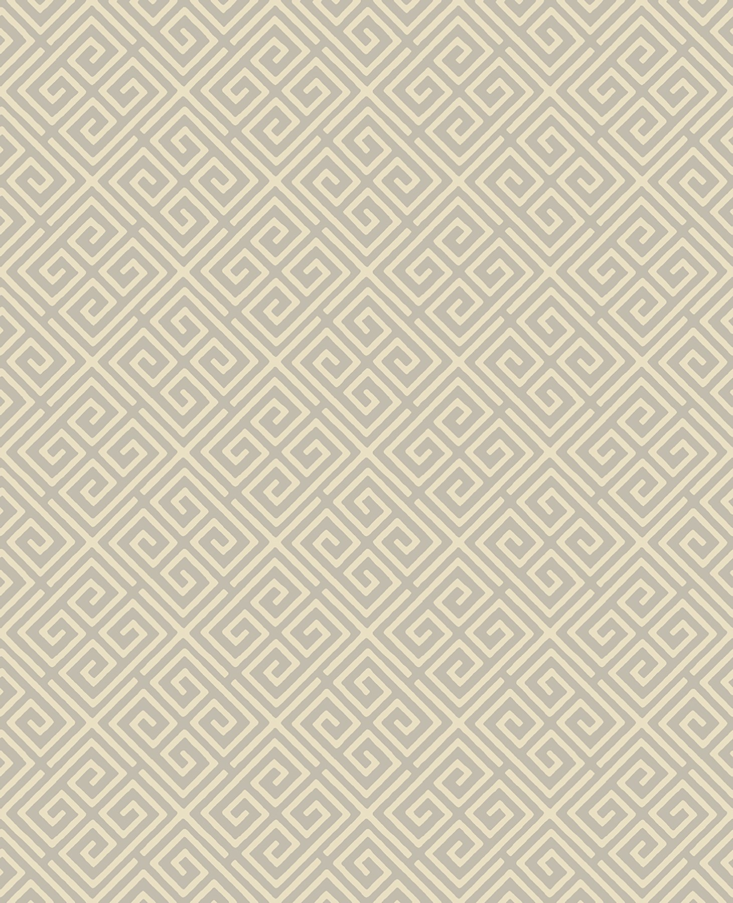 A-Street Prints 2625-21861 Omega Geometric Wallpaper, Taupe by A-Street Prints
