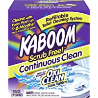 Kaboom Scrub Free! Toilet Cleaning System