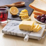 Fox Run Marble Cheese Slicer with 2 Replacement