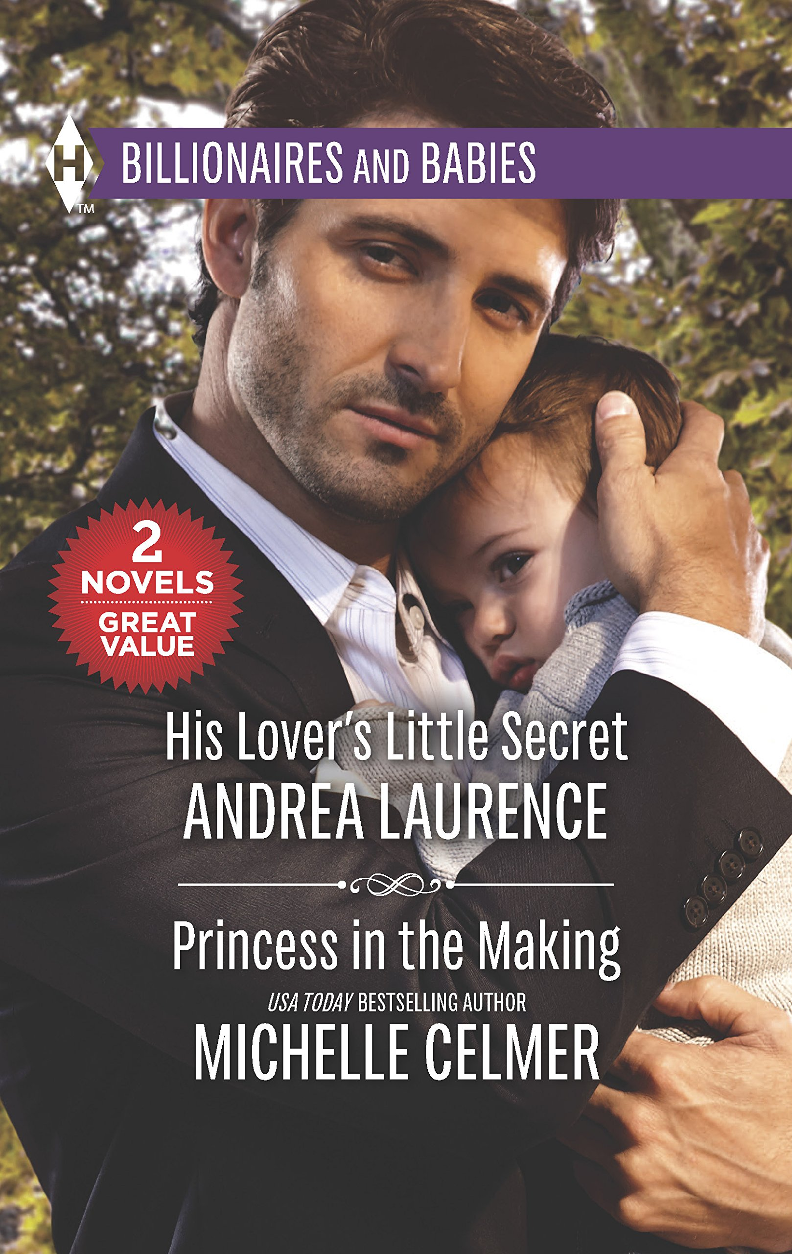 Download His Lover's Little Secret & Princess in the Making (Harlequin Billionaires and Babies Collection) PDF