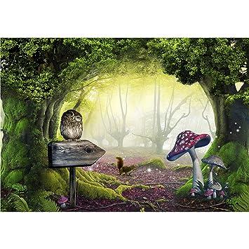 Fototapete Wald Kinderzimmer