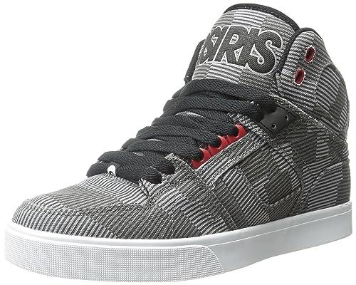 Osiris Zapatillas de Skateboarding Para Hombre Multicolor Stripes: Amazon.es: Zapatos y complementos