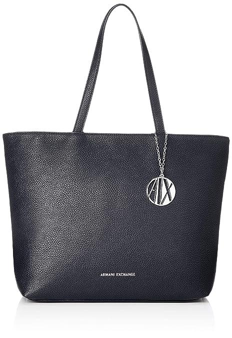 Armani Exchange Womans Shopping - Bolsos totes Mujer